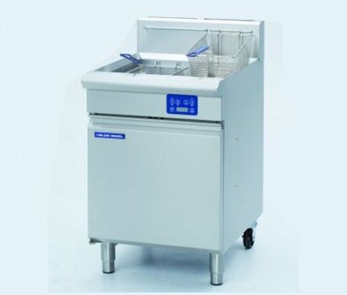 Blue Seal Evolution GT60E VEE Ray Single Tank Gas Fryer
